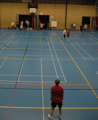 OSM Badminton - Club, Spelregels Badminton Spelregels