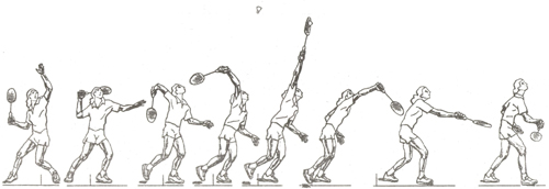 Citaten Tijd Itu Apa : Osm badminton club basisslagen